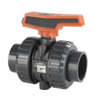 PVC Industrial True Union Ball Valves