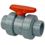CPVC True Union Ball Valves - EPDM