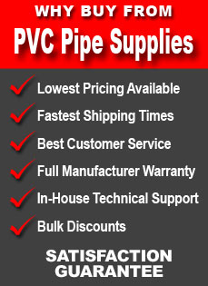 Why buy from PVC Pipe Supplies