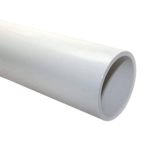 SHIPS GROUND! - 5' Lengths PVC Pipe