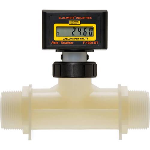 F-1000 Paddlewheel Flow Meter