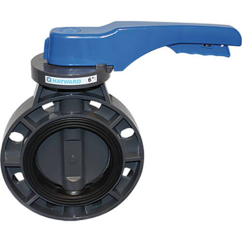 Hayward Lever Operated Butterfly Valves