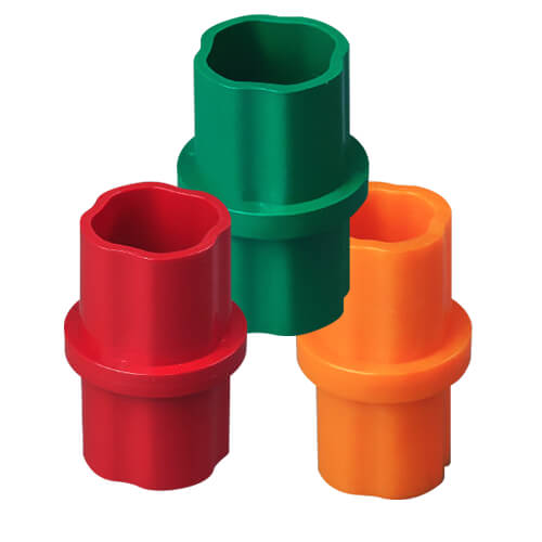 Internal Coupling PVC Furniture Fittings