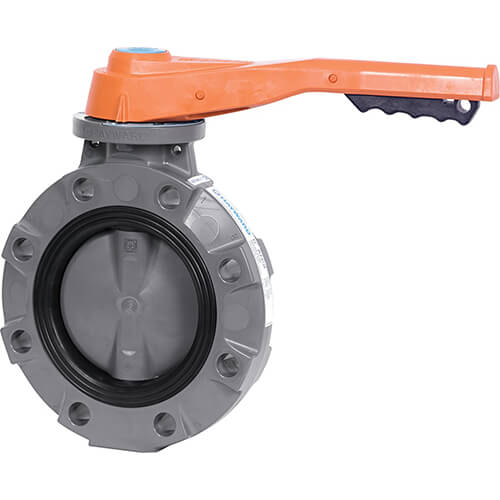 Levered Butterfly Valves