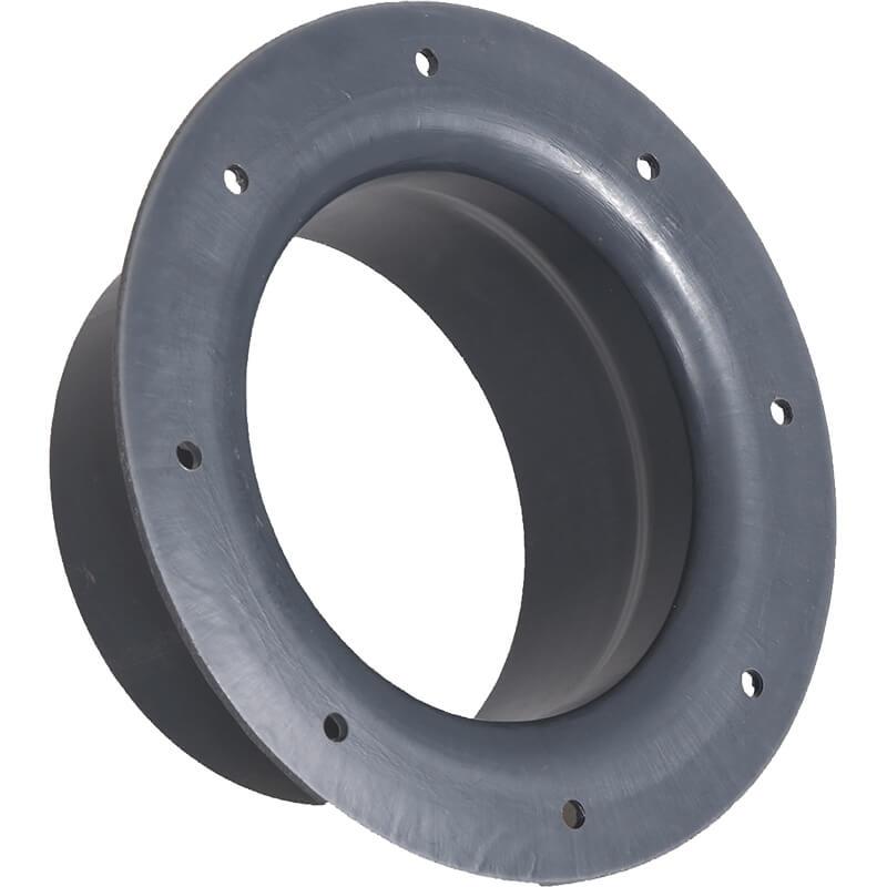 PVC Duct Socket Flange