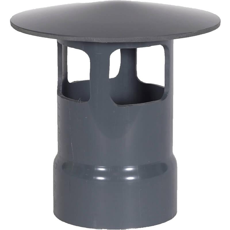 PVC Duct Rain Caps