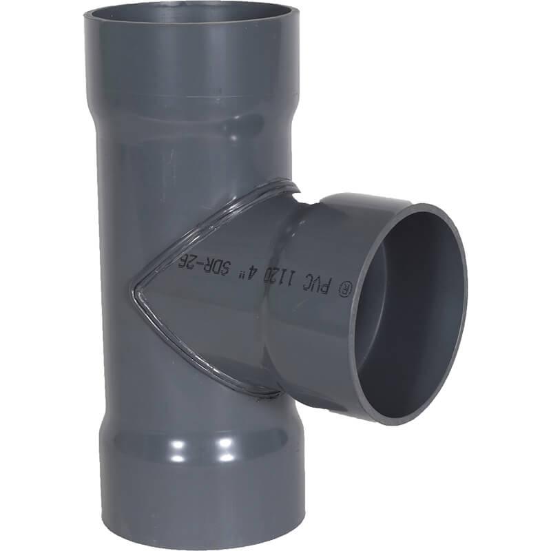 PVC Duct Tees