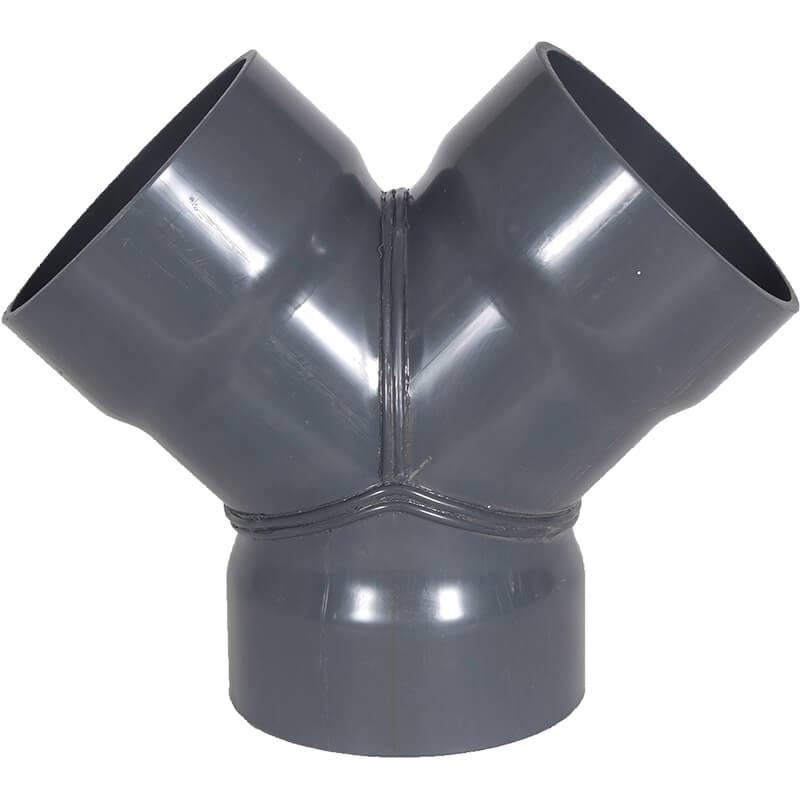 PVC Duct True Wye