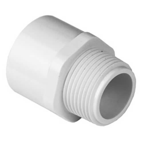 Schedule 40 Male Adapters